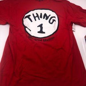 Thing 1 T-shirt Universal Studios